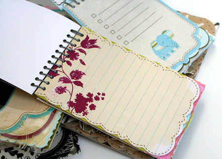 MM journaling books