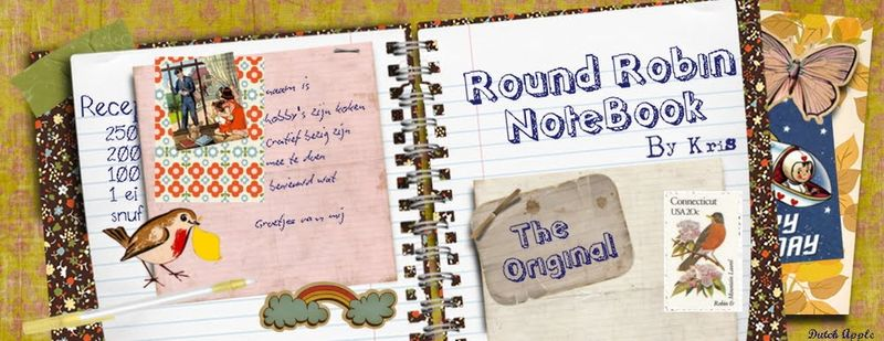 Round Robin NoteBook