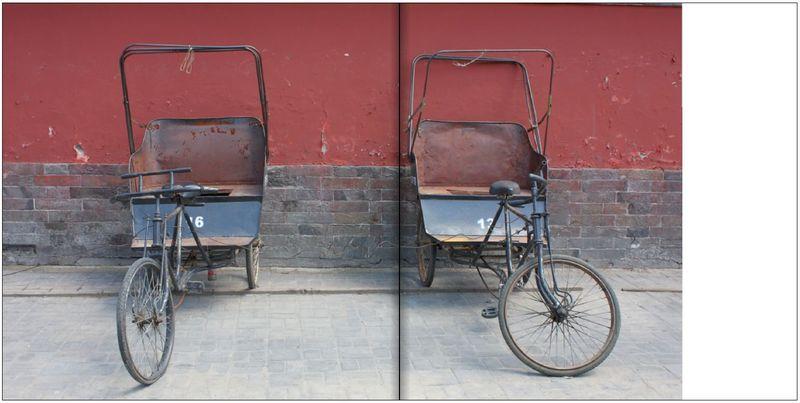 China fiets
