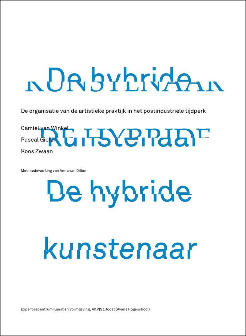 Omslag rapport hybridisering