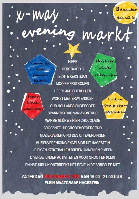 X-mas eveningmarkt 2012